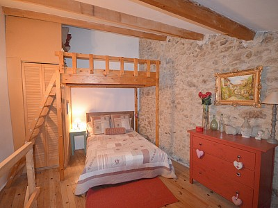 Murviel-les-Beziers Bedroom1