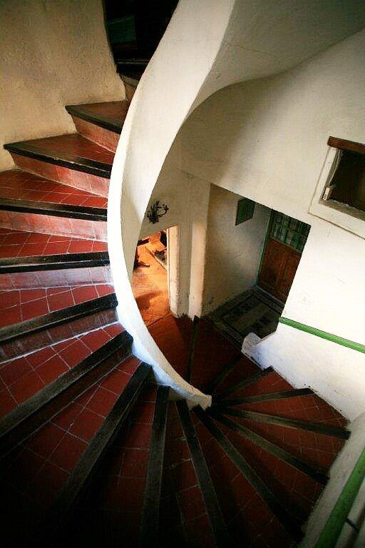 Stair well sidejpg