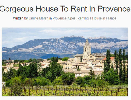 Maison des Templiers Featured in The Good Life France